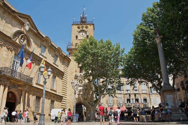 Les meilleurs quartiers où acheter à Aix-en-Provence
